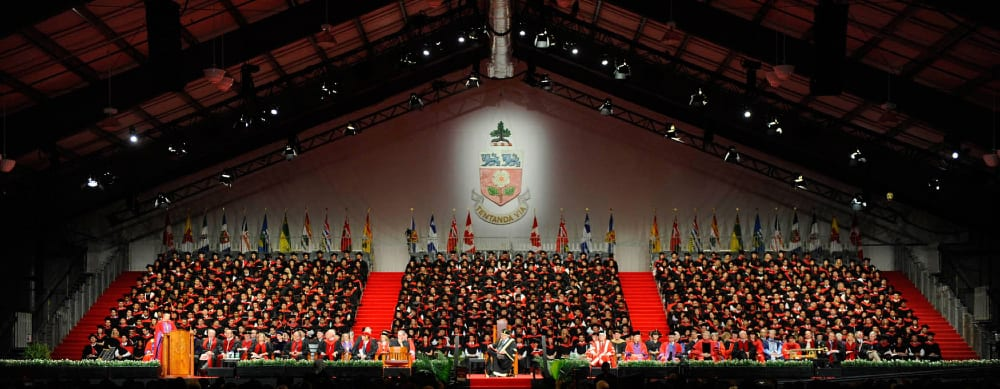 York University convocation