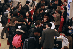 Career Fair Winter 2016