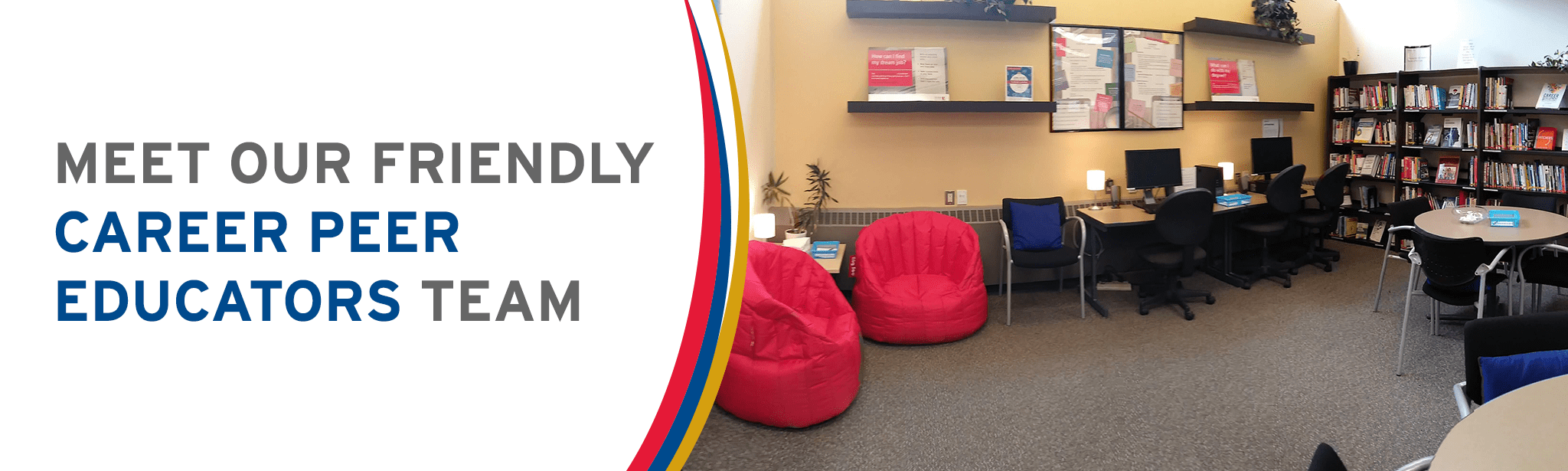 Meet the Career Peer Educators at the Career Lounge