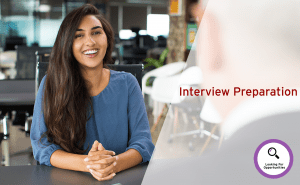 Interview Preparation (Webinar) @ Online (URL will be provided in the email confirmation)