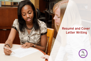 Resumé & Cover Letter Writing Workshop (Webinar) @ Online (URL will be provided in the email confirmation)