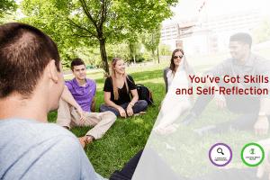 You've Got Skills & Self Reflection workshop @ 103 McLaughlin College