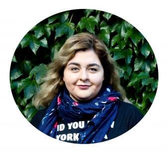 Headshot of Rose Shadman (Career Peer Educator)
