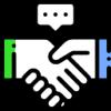 Icon showing handshake