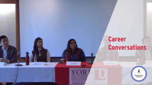 Career Conversations Panel with Business and Society Alumni @ 103 McLaughlin College