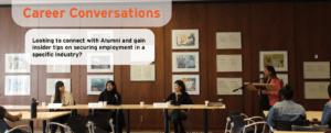 Career Conversations Panel with Economics Alumni @ Senate Chambers - Ross North 920