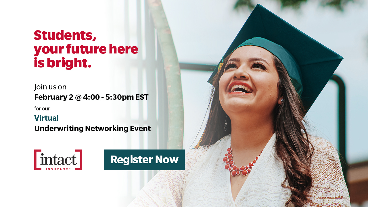 UnderWriting Virtual Networking Event details