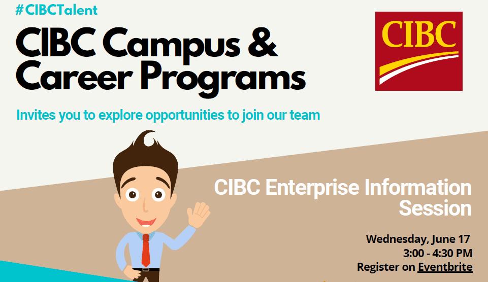 CIBC Enterprise Info Session