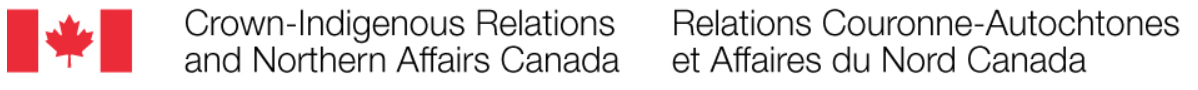 Crown-Indigenous Relations and Northern Affairs Canada (CIRNAC)