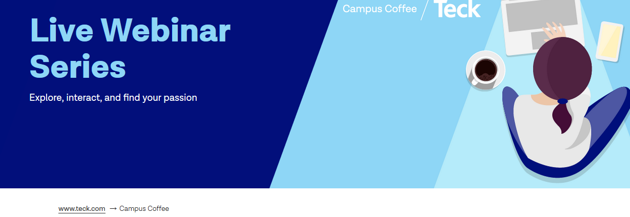 Employer Coffee Chats: Teck Campus Coffee - Ask our Recruiter @ Online