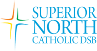 Superior North Catholic District School Board logo